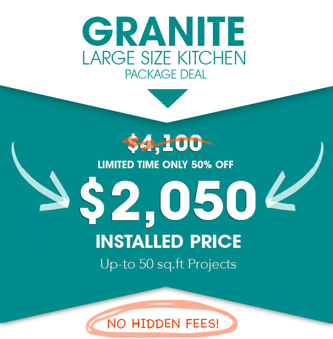 Baltimore Granite Countertop Sale