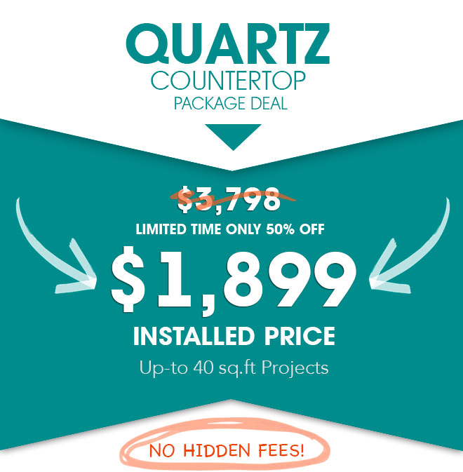 baltimore quartz countertop sale